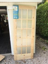 Brand new internal doors