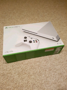 Brand new Xbox One S 1TB + Just Dance 2016 + Game Pass