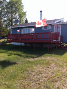 Waterfront Cabin for Sale