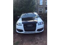 Audi s3 8p complete front end genuine