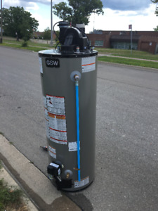 GSW -PVDV50 GALLONS WATER HEATER