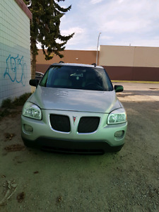 2009 Pontiac Montana $3500 great family Van