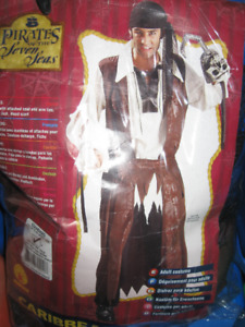 Rubies Pirate of the Caribbean Adult Halloween Costume