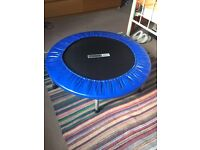 Fitness trampoline - hardly used
