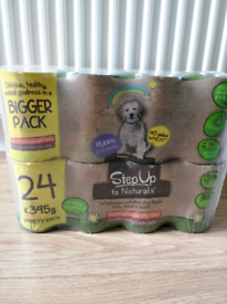 Stepup to Naturals - for PUPPY