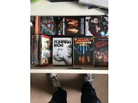 ** 40 DVD's (probably more) for sale **