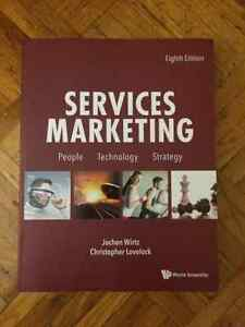 Services Marketing - 8th edition