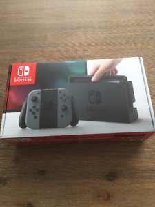 Brand New Nintendo Switch For Sale (Unopened)