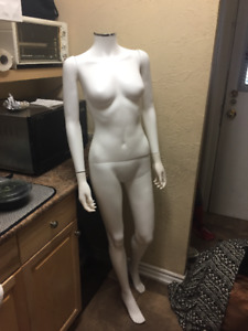 Clothing Mannequin For Sale!