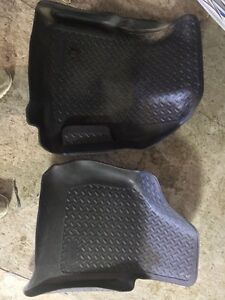 Ford floor mats made by husky