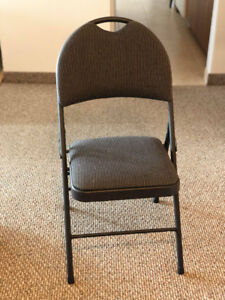 on sale - 4 FOLDING CHAIRS