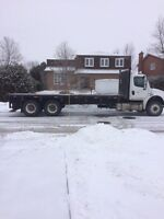DZ flatbed driver wanted