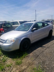 2007 Chevy Cobalt!  110K Only! Selling Cerified