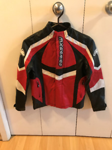 LIKE NEW Boy's Racing Jacket (or girl's!) - Price Dropped!