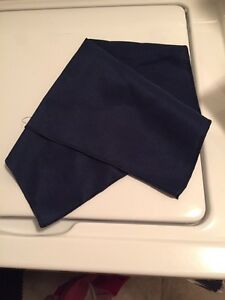 Navy Blue Napkins