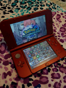New 3DS XL *Red*