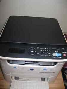 Konica Minolta magicolor 1680MF Color Scanner Copier Printer Strathcona County Edmonton Area image 2
