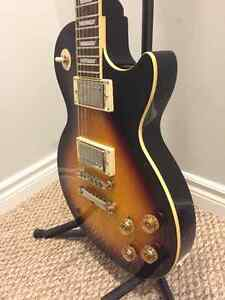 Epiphone Les Paul 1960 Tribute Plus with Gibson Classic 57's Kitchener / Waterloo Kitchener Area image 3