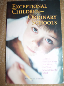 Exceptional Children - Ordinary Schools