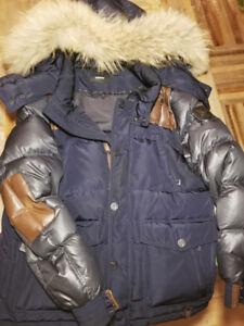 Manteau d'hiver rudsak pour hommes - Winter coat for men