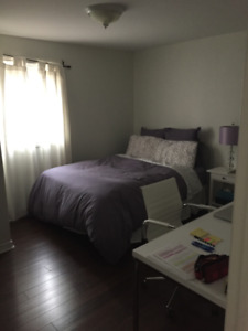 1 BRM Apartment downtown near Queen's 6 mins. walk to campus