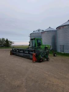 1988 Cereal Implements 722 Swather