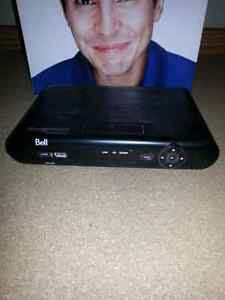Bell fibe HD receiver