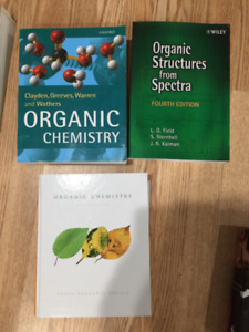 University Chemistry Textbooks