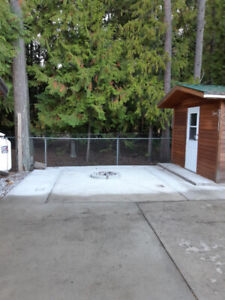 Lot for sale in North Shuswap - Pine Grove RV Park