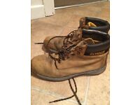 Free free Dewalt steel cap toe boots size 11