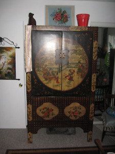 Armoire - antique reproduction