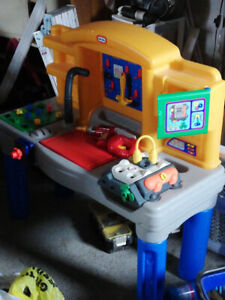 Little tikes work bench