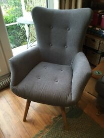 Grant Featherstone 1950s inspired chair
