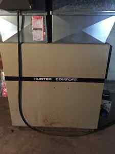 FREE!!! Oil Furnace great condition with tank