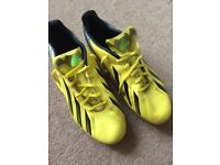 ADIDAS Football Boots UK Size 9 Excellent Condition