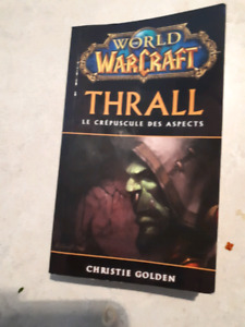 Livre world of warcraft