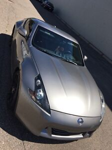 370Z Nissan 2009 Manual 65KM Orange Special Coupe For Sale