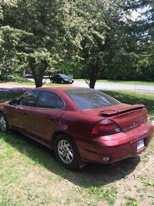 2003 grand am for sale safety & etested