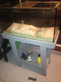 Fish tank with stand Armadale Armadale Area Preview