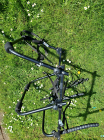 Used 3 Bike Car Rack, bargain buy available now