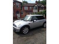 QUICK SALE MINI COOPER 1.6 CHILLI FULLYLOEDED HPI CLEAR GREAT CAR 👍