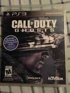 Call of Duty: Ghosts (PS3) Peterborough Peterborough Area image 1