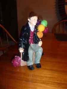 """Royal Doulton """"The Old Balloon Seller"""" & """"The Balloon Man"""" London Ontario image 6"""