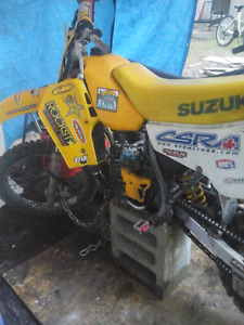 1993 rm 80 needs top end