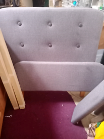 Single bed frame in good condition