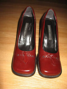Made in Italy.  Size 8.