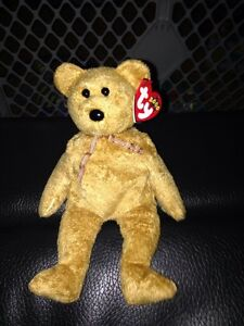 Cashew beanie baby still has tags price firm London Ontario image 1