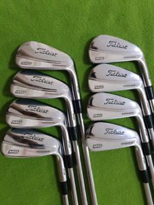 Titleist 716 MB Irons Mens RH 3-PW