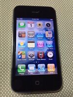 """IPhone 3GS """"32GB"""" """" Unlocked-Worldwide """"no scratches & no dents"""