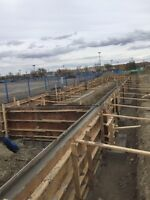 Commercial Concrete Cribber needed